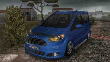 Ford Tourneo Courier 1.30