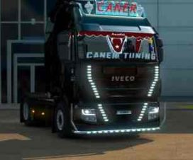 Iveco Modifiyeli Caner Tuning