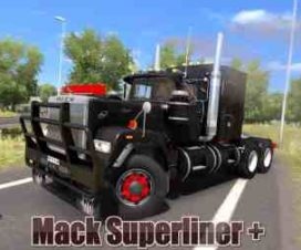 Mack Superliner Pro Version