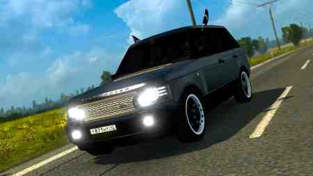 RANGE ROVER 2009 – UPDATED v1