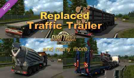 Replaced Traffic Trailer v1.4