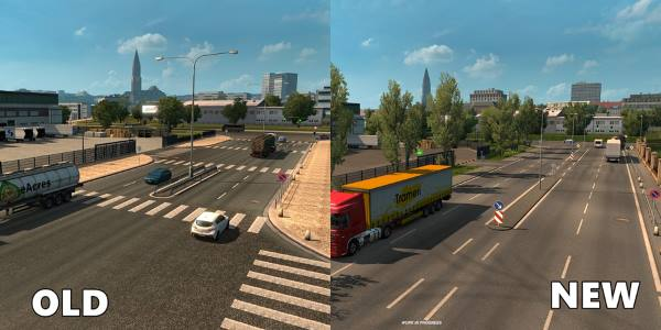 ETS2 Patch 1.32 germany