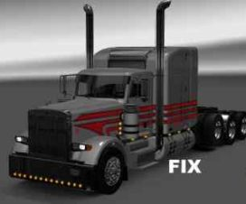 Fix for truck Peterbilt 379