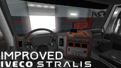 Improved Iveco Stralis