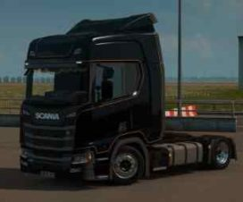 Lowdeck Addon for Scania S&R Nextgen by Sogard3