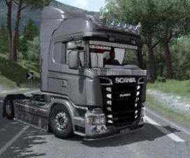 Scania Edit v3 By NurettinS