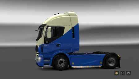 Skin Iveco Hi-Way Calsina Carre