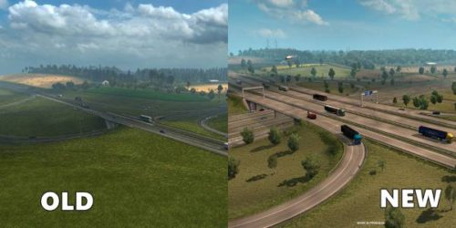 ets2 germany makeover