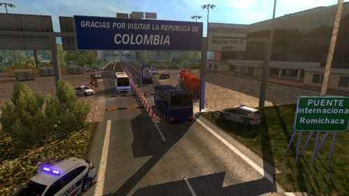 Extreme Colombia Map by MAPZORROCOL v1.1.0 beta