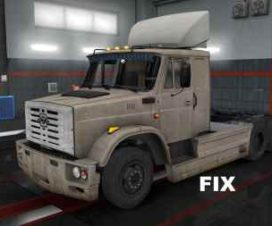 Fix for truck Zil 4421