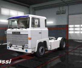 Scania 1 Series Dealer Fix v1.0