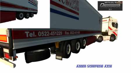Addon for SCS Trailer Patch
