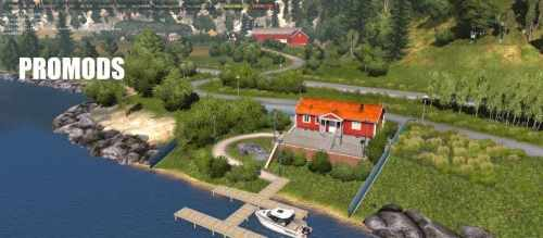 House near Bergen – ProMods Edition