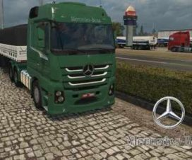 Mercedes Actros 2651 Special Series