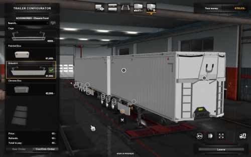 ETS2 1.32 patch open beta