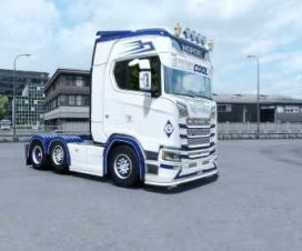 Scania S – Nordic by l1zzy