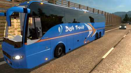 Volvo 9700 Old bus update 1.31
