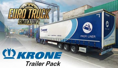 ETS2 Krone Trailer Pack