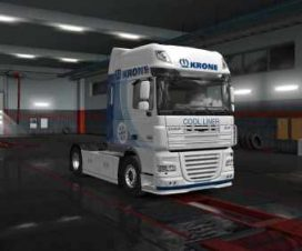 Krone skin for DAF XF 105 SCS 1.32