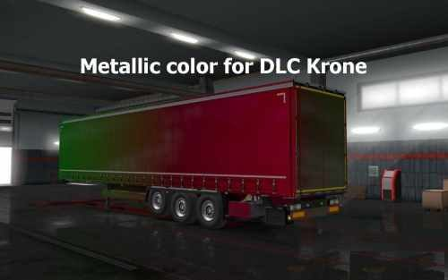 Metallic for Krone 1.32