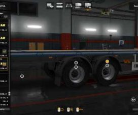 Real Trailer Tyres Mod 1.32