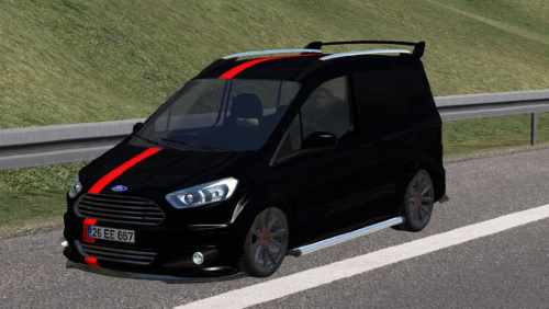 Dealer fix for Ford Tourneo Courier 1.32