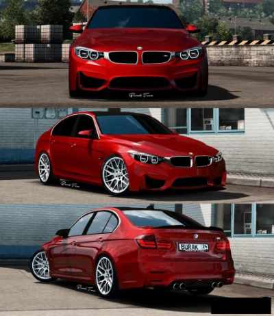 Fix BMW M4 & M3 Pack 1.32