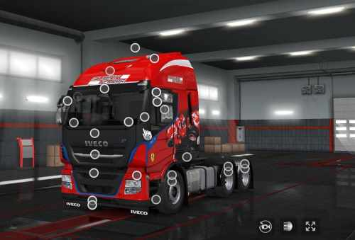 Iveco Hi-Way Reworked v2.0 [Schumi] 1.32