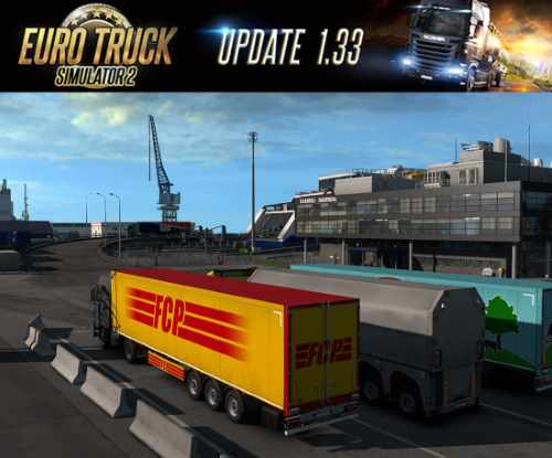 ETS2 patch 1.33