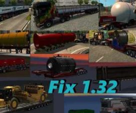 Fix 1.32 for Chris45 Trailers Pack v9.10
