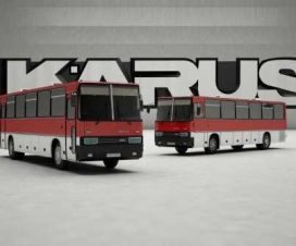 Ikarus 250 Apollo Beta ETS2 1.32-1.33