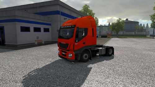 Iveco Hi-Way Reworked v2.1 Schumi 1.32
