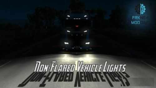 Non-Flared Vehicle Lights v1.1