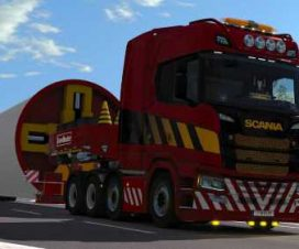 Real Truck Physics ETS2 1.33 & 1.32