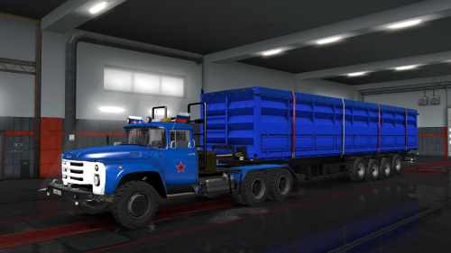 ZIL 130-131-133 FIXED v1.32