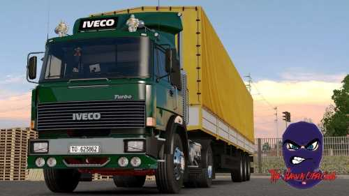 ETS2 Iveco 190-38 Special Stock Interior Sound 1.33