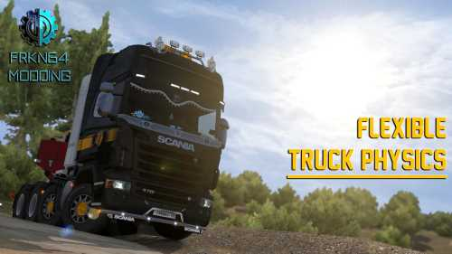 Flexible Truck Physics v1.9 1.33