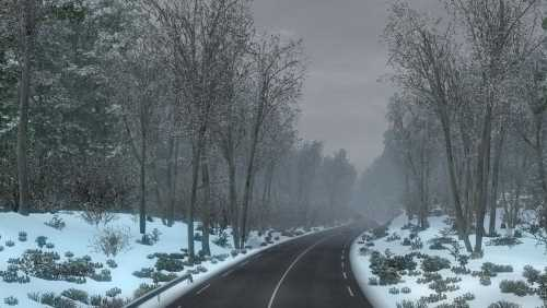 Frosty Winter Weather Mod v7.0