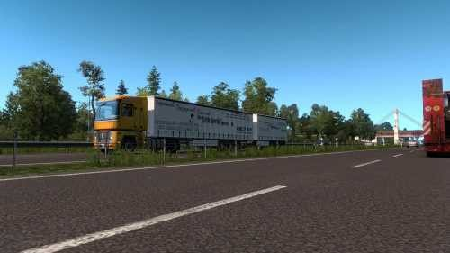 Multiple Trailers in Traffic v3.2