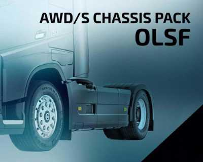 OLSF AWD S Chassis Pack 5