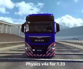 Physics rework v4a