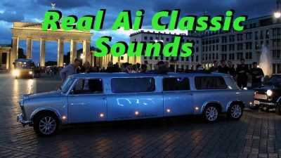 Sounds for Classic Cars Pack by TrafficManiac v2.2