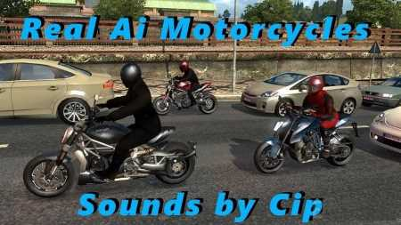 Sounds for Motorcycle Traffic Pack by Jazzycat v2.0