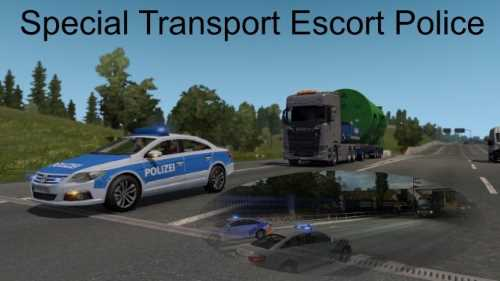 Special Transport Escort Police 1.33