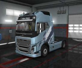 Volvo FH & FH16 2012 Reworked [Updated 07.12.2018] 1.33
