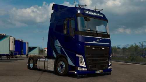 Addon for Volvo FH16 by Sogard3 and skejcikk v1.2