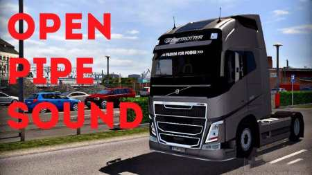 All Truck Pipe Sound 1.33