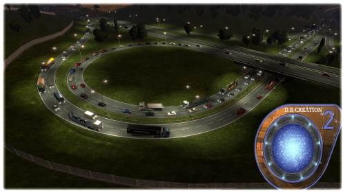D.B Creation AI Traffic Mods v6.7.8 for 1.34