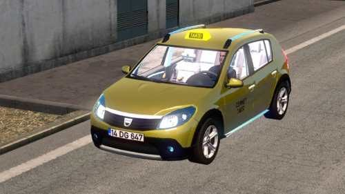 Dealer Fix for Dacia Sandero 1.33