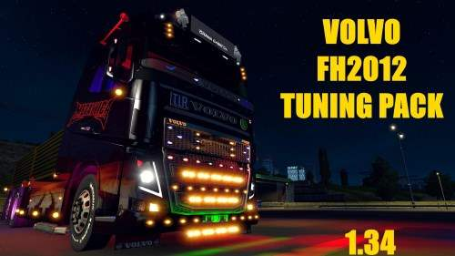 Dealer fix Volvo FH2012 Tuning Pack 1.34